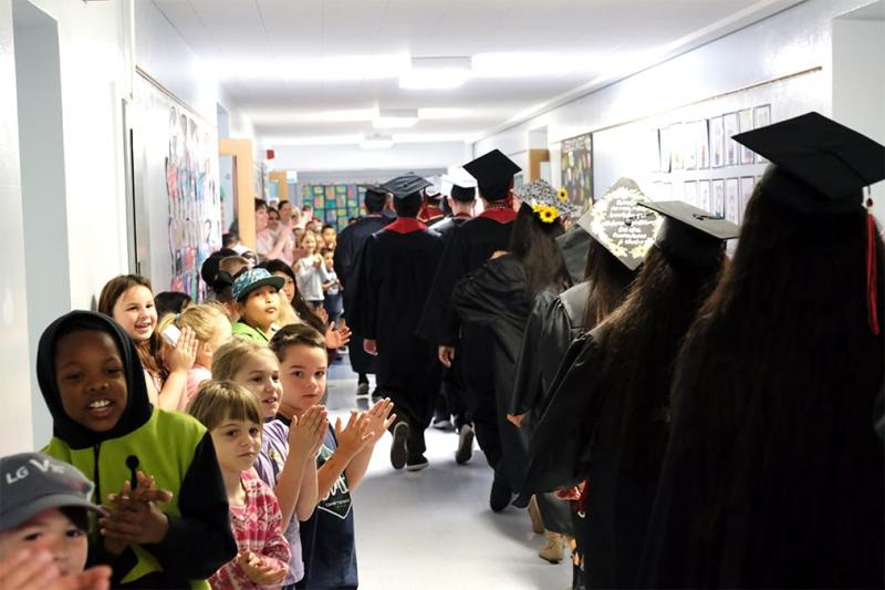 Grant Elementary Parade of Honor 2019