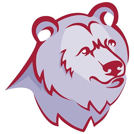 Grant Elementary grizzly logo