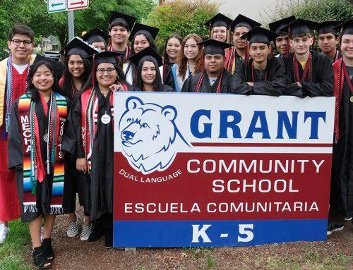 Parade of Honor: North Salem and South Salem Seniors at Grant Community School 2019